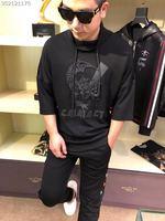 WRD09780BA Новое поступление Для мужчин толстовки и кофты 2018 Необычные Элитный бренд Европейский дизайн зимний стиль Мужская одежда