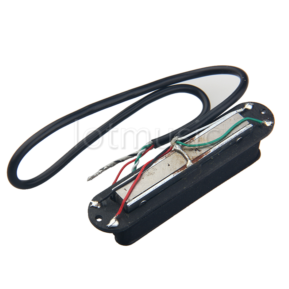 medium resolution of double coil pickups electric guitar parts accessories black belcat hot rail pickup humbucker in guitar parts accessories from sports entertainment on
