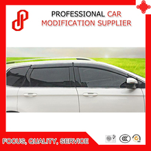 High quality Injection molding Awnings & Shelters trim vent shade rain sun wind deflector window visor for Edge 2009-2018
