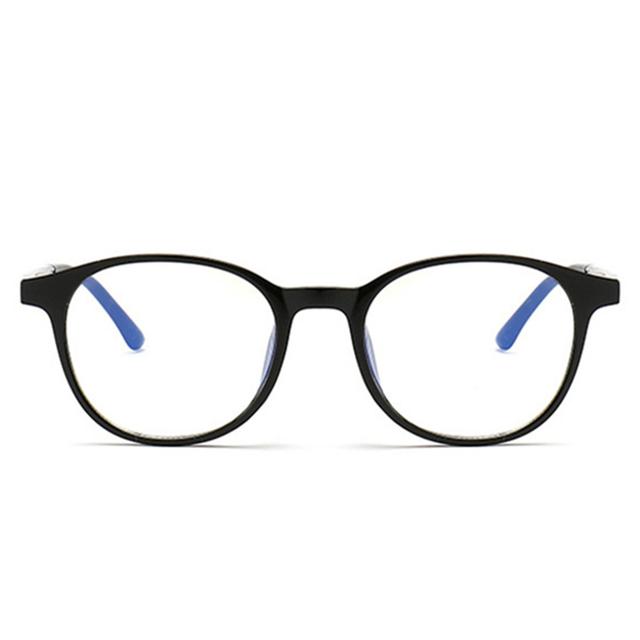 Fashion Anti Blue Light Glasses Women Men Anti Stråling