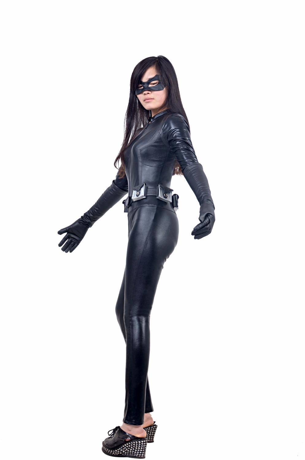 Batman the dark knight rises Catwoman cosplay halloween costumes-in Movie u0026 TV costumes from Novelty u0026 Special Use on Aliexpress.com | Alibaba Group  sc 1 st  AliExpress.com & Batman the dark knight rises Catwoman cosplay halloween costumes-in ...