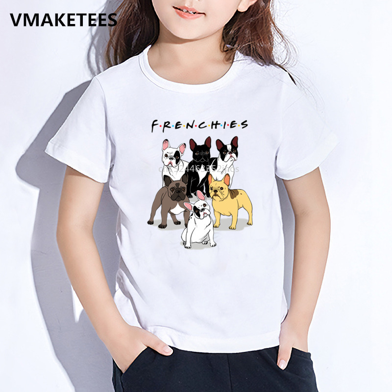 French Bulldog Paw State University Ladies Short Long Sleeve White T Shirt