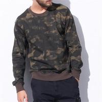 2017 Autumn Winter Camo Hoodie Army Military Camoufalge Sweatshirts And Hoodies Men Casual Outwear Loose Fashion