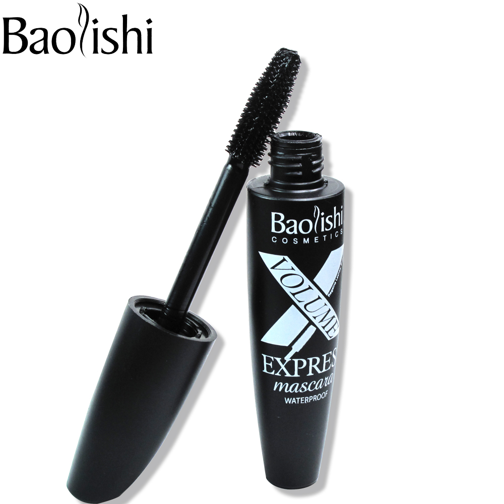 baolishi 1pcs Maximum Volume 3d fiber mascara Quick stereotypes - Makeup - Photo 4