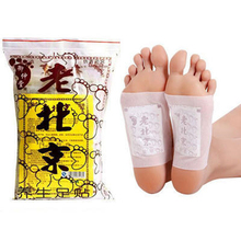 50 pcs / pack Weight loss Foot Pads Patches Detoxify Toxins