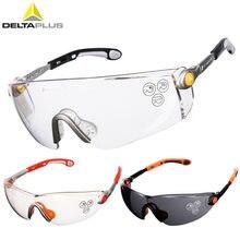 Deltaplus óculos de Proteção Óculos Anti-Impacto Anti-Salpicos de PC Lens óculos  de Segurança óculos de Proteção Óculos de Equit. 25c8655a17