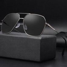 COLECAO Nuevo HD Polarizador Gafas para Hombre gafas de Sol Polarizadas gafas de Pesca gafas de sol del Conductor De Protección hombres c1514