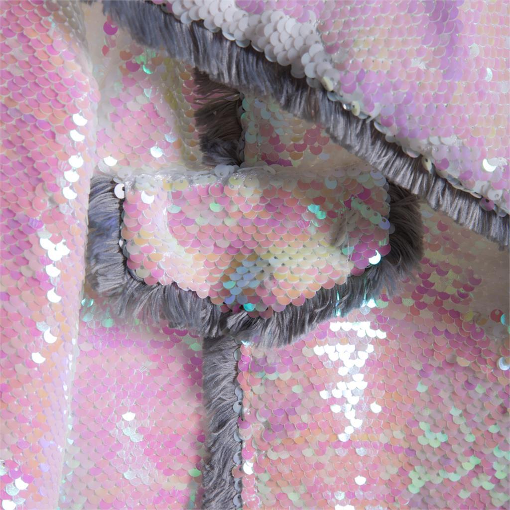Paillettes Nouvelles Femme Printemps Réfléchissante Court Supérieure Femmes Veste Qualité Coloré Streetwear De Pink Style 2019 0Hqx1fq