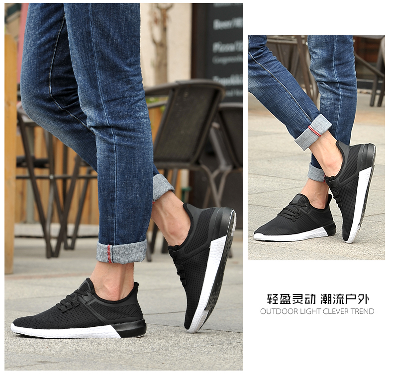 UNN Unisex Running Shoes Men New Style Breathable Mesh Sneakers Men Light Sport Outdoor Women Shoes Black Size EU 35-44 28