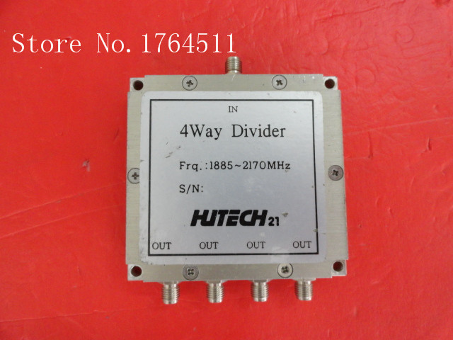 [BELLA] The Supply Of A Four Divider HUTECH 1885-2170MHz SMA