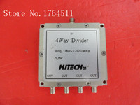 BELLA The Supply Of A Four Divider HUTECH 1885 2170MHz SMA