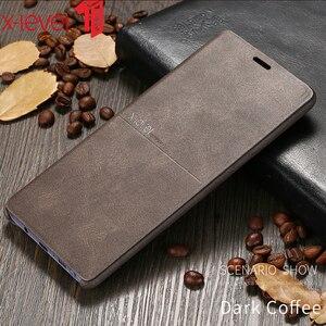 Image 5 - X Đẳng Cấp Sang Trọng Chất Lượng Hàng Đầu Retro Cổ Điển Lật Bao Da Dành Cho Samsung Galaxy Samsung Galaxy S8 S7 Edge S10e Plus Note 9 8 Note 7 5 Flip Cover
