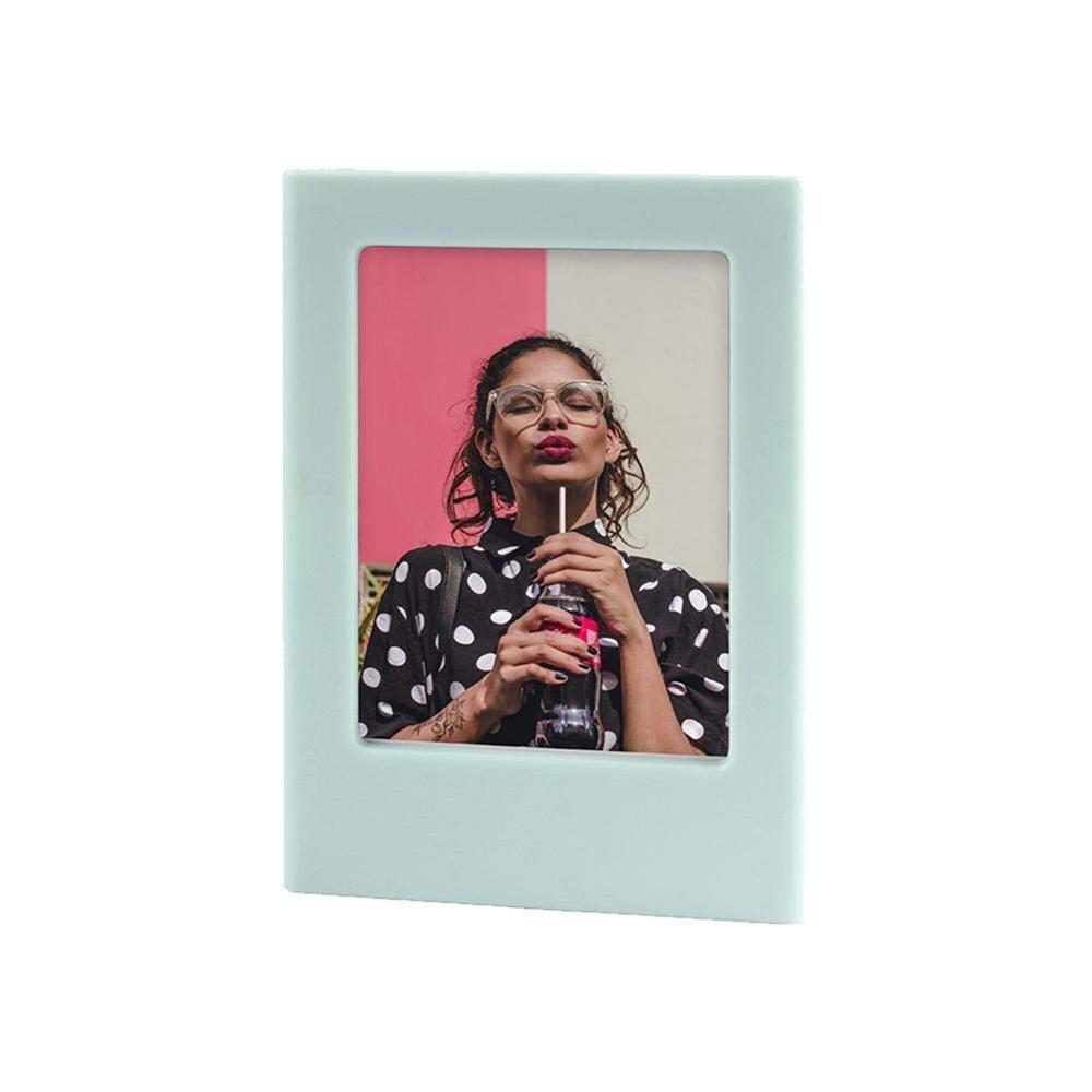 Image 5 - 10 шт. фоторамки магнитный мини 3 дюймов Комбинации сборки Стиль фото держатель стикеры на холодильник стол отделочные блоки-in Сумки для фото-/видеокамеры from Бытовая электроника