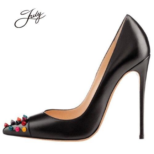 Julio sexy mujeres diseñador Zapatos tacón alto Bombas mujeres diseñador mujeres talón 67e0ab