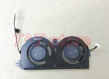 Новый оригинал для Dell XPS 13 9370 охлаждающий вентилятор CN-0980WH 0980WH 980WH ND55C19-16M01 тесты хорошее Бесплатная доставка
