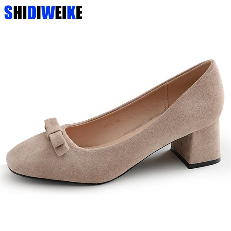 1a0063a06 Alto rosado Cabeza gris Nueva Mujer Tacón M349 Salvajes negro Ola De  Plataforma Con Zapatos Beige ...