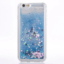 Glitter Dynamic Liquid Cover For Vivo