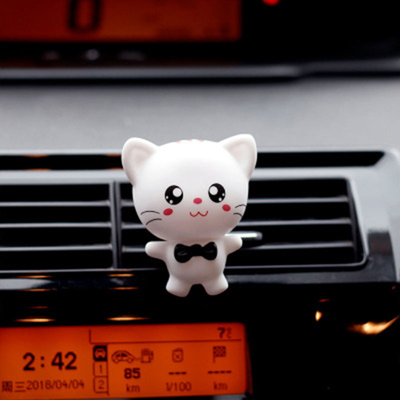 Automobiles & Motorcycles Practical Car Perfume Clip Devil Air Freshener Smell Fragrance Car Flavor Auto Interior Air Outlet Decoration Diffuser Accessories Gifts