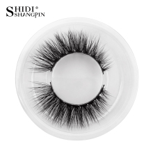 1 box 3d mink lashes false eyelashes natural long eye lashes handmade false lashes extensions maquiagem makeups faux cils cilios