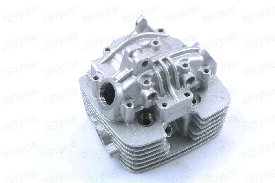Cylinder Head 157FMI GN125 GS125 DR125 Silver cylinder