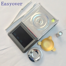 0 001g Electronic Jewelry Carat Scale 50g 0 001g LCD Backlit Touch Gem Diamond USB Digital