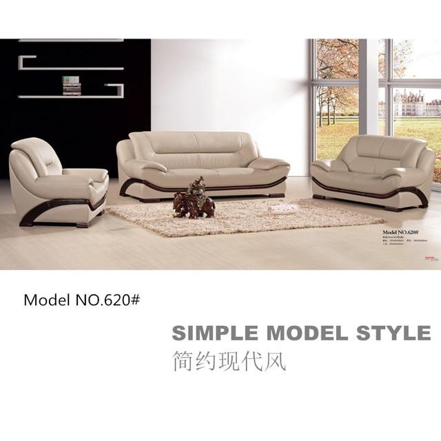 High Grade Genuine Leather Sofa ,1+2+3 ,Best Sofa For