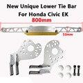 RASTP-Neue Einzigartige Rear Lower Tie Bar Mit Lower Arm für Honda Civic RSX DC5 EP3 EM2 ES1 RS-LTB004