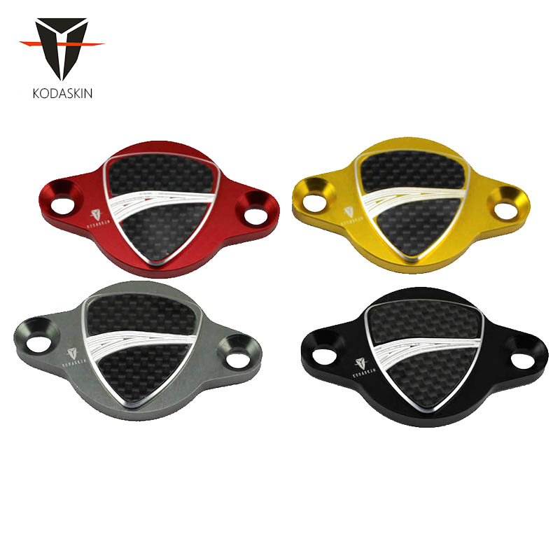 KODASKIN Motorcycle Accessories Alternator Cap Cover For DUCATI MONSTER 696 796 821 659 1100/S/EVO 1200/S
