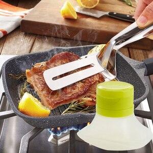 Image 5 - Портативная силиконовая бутылка для соуса, крем, масло, джем, кетчуп, салатная бутылка, бутылки для приправ, инструменты для украшения торта