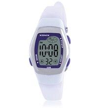 Hot!!! XONIX Fashion Women Sports Watches Waterproof 50m Ladies Jelly Digital Watch Swimming Diving Reloj Mujer Montre Femme AR