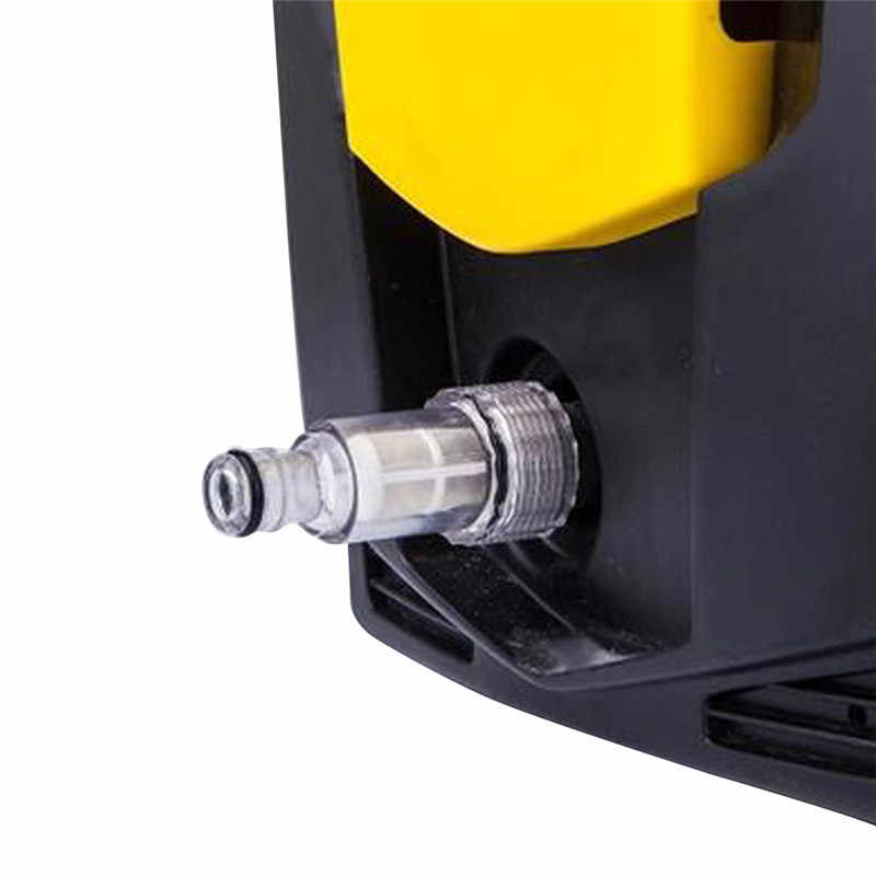Auto Wasmachine Universele Tepel Connector Reinigingsmachine Accessoires Elektrische Waterpomp Filter Externe Water Moer P34