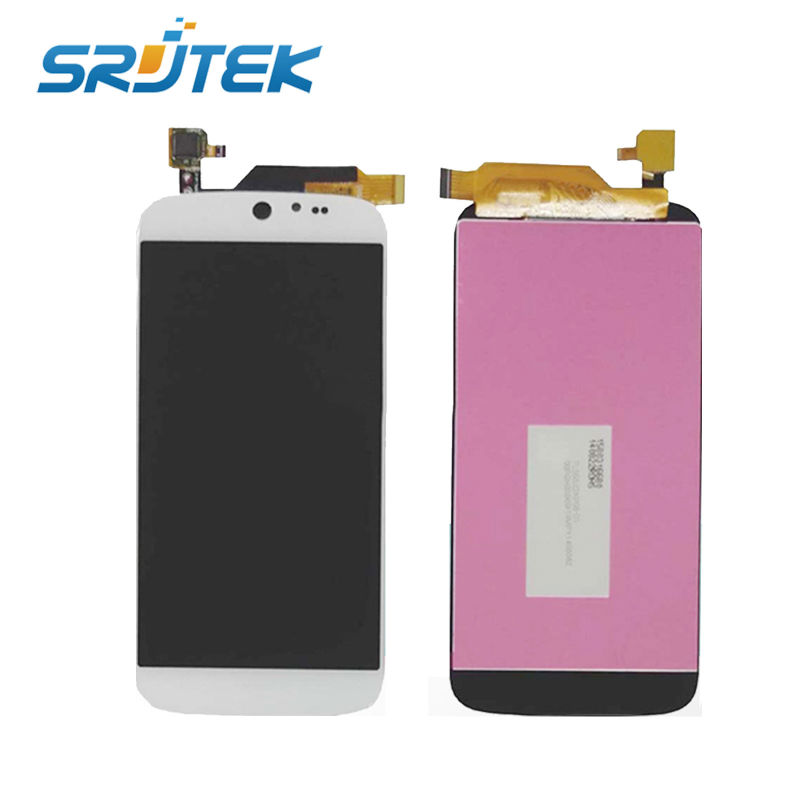 Black/White For Acer Liquid Jade S55 LCD Display Touch Screen Digitizer Replacement Parts 1280*720 Free Shipping for acer liquid jade s55 lcd screen with