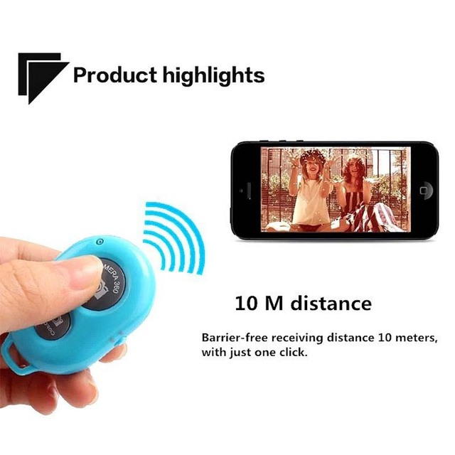 YIFUTE New 2in1 Wireless Bluetooth Remote Shutter Button Car Phone Holder Flexible Tripod Octopus Selfie Holder Stand Holder 4