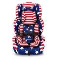 Isofix Criança assento de segurança do carro para 9 meses-12 anos de idade baby kid crianças assento de carro da segurança do bebê do assento de carro definir carro assento