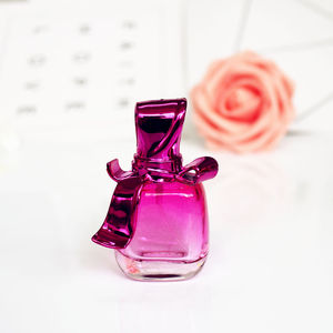 Image 2 - 1PC 15ml Glass Empty Perfume Bottles Spray Atomizer Refillable Bottle Scent Case with Travel Size Portable