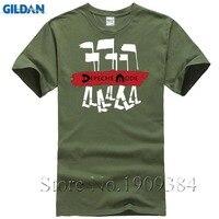 Venta caliente Ocio Depeche Mode T Shirt Ropa Nueva Hombres Corto Custom Rock Depeche Mode Homme Camiseta de Hip Hop de Algodón de manga Camisetas