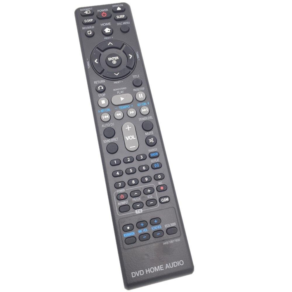 AKB70877932 REMOTE CONTROL FOR LG DVD font b HOME b font font b AUDIO b font