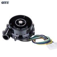 7040 DC 12V high pressure small centrifugal blower car air purifier fan,Miniature vacuum suction fan vortex combustion