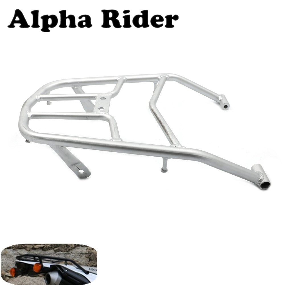For Honda CRF250 CRF250L CRF250M 2012   2017 Rear Rack Fender Luggage Holder Saddlebag Cargo Shelf High Quality Iron NEW-in Covers & Ornamental Mouldings from Automobiles & Motorcycles    1