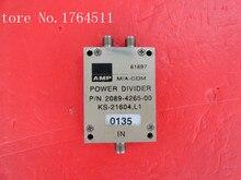 [БЕЛЛА] M/A-COM 2089-4265-00 350-1300 МГц два SMA делитель мощности-2 ШТ./ЛОТ