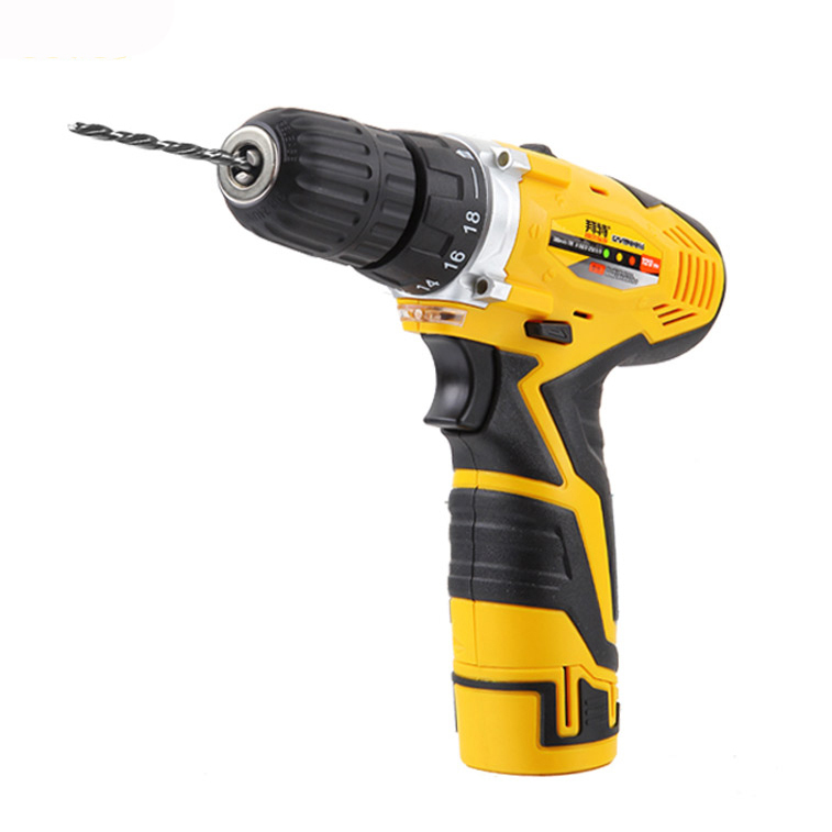 12V Cordless Screwdriver Electric Drill Electric Screwdriver Rechargeable Lithium Battery Waterproof Hand LED Light цена