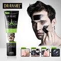 Homens Negros maske rosto cabeça máscara acne 60 ml removedor de cravo máscara facial removedor de pontos noirs carvão descascar masker