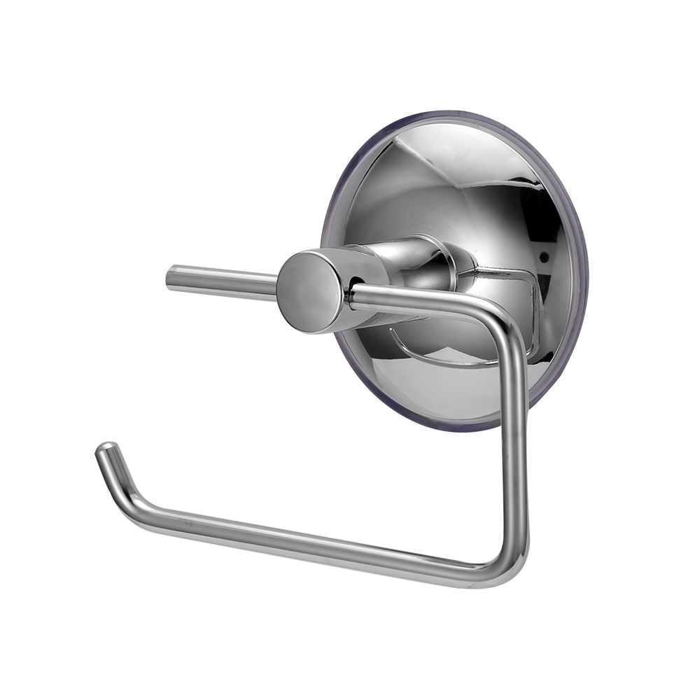 Nice Toilet Paper Holder Kitchen Bathroom 3m Stick Suction Cup Toilet Paper Holder Papel Higienico Stainless Steel Polished Finished Lustrous Paper Holders Bathroom Hardware