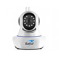 High Quality Wireless IP Camera Night Vision Wifi Security Camera ONVIF Surveillance Work With Alarm System