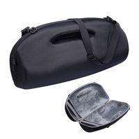 Top Hard Protective Case Custom Speaker Protective Case for JBL Boombox Wireless Bluetooth Speaker Black