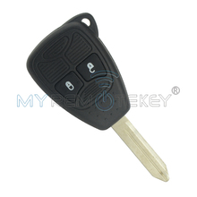 Avenger for Jeep Remote head key 2 button 434Mhz for Chrysler PT Cruiser Sebring Dodge Liberty 2008 2009 2010 remtekey