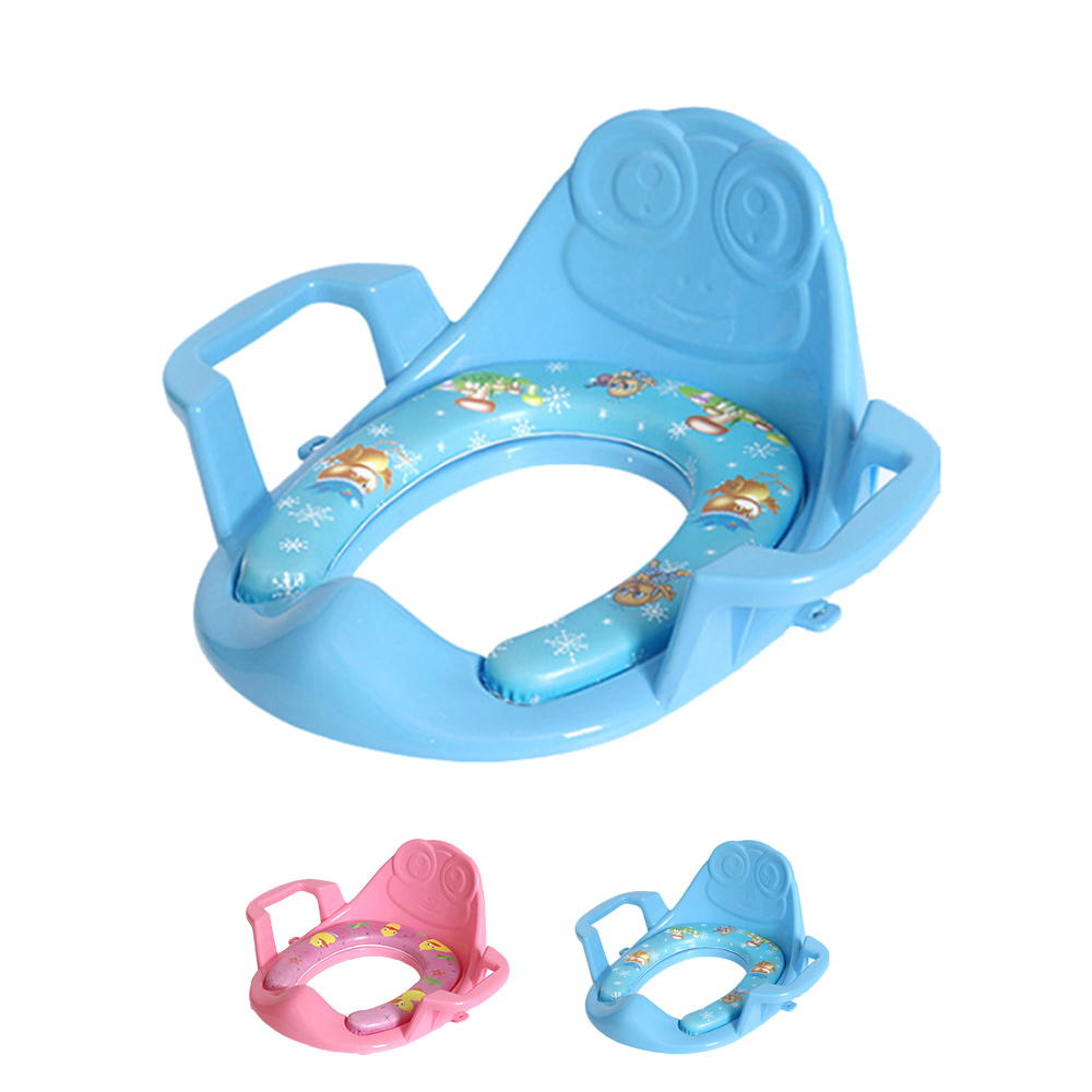 Kids Toilet Potties Seat Chamber Pots Kids Trainers Comfortable Portable Toilet Ring Baby Travel Potty Folding Chair children plastic toilet potties seat chamber pots kids trainers comfortable portable toilet ring baby travel potty folding chair