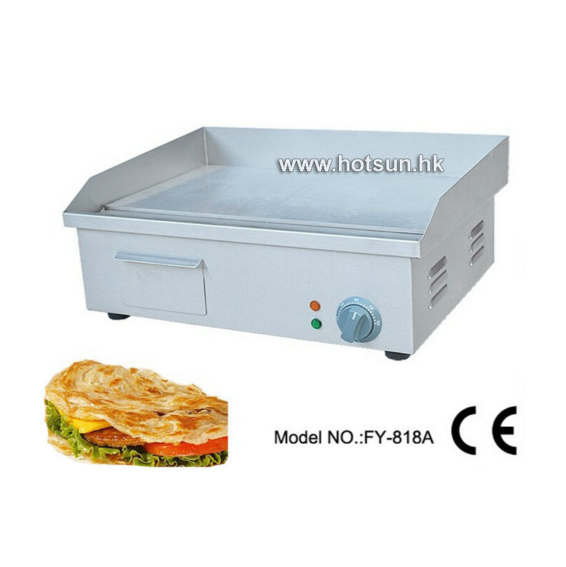 Commercial Electric 220v Countertop Flat Top Frytop Hot Plate Smokeless Teppanyaki Griddle commercial non stick electric 220v countertop table top teppanyaki plate panini contact griddle