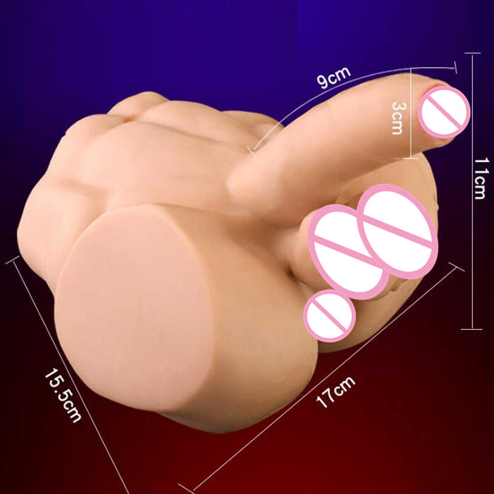3D Anal Dildo male silicone big ass 3d real anal testis dildo sex doll gay sextoy male  masturbator sex toys for men erotic toys
