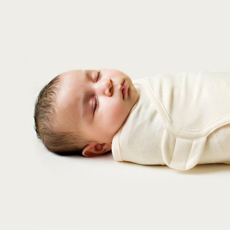 नवजात शिशुओं के लिए बेबी बिस्तर स्वैडल बेबी स्वैडल लपेटें लिफाफा